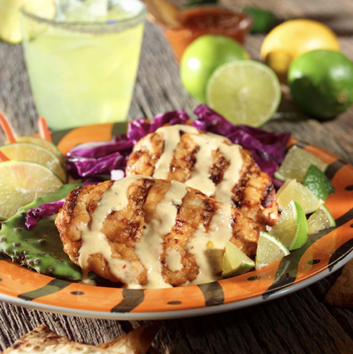Margarita Chicken