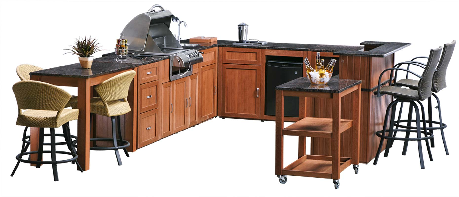 A & B Accessories Outdoor Kitchen